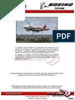 Tutorial de Manejo 747-400 de Sur Air Argentina