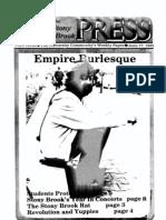 The Stony Brook Press - Volume 6, Issue 26