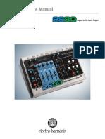 Electro Harmonix 2880 Super Multi-Track Looper
