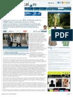 2014-06-26 AD Once Proveedores de Plaza Rechazan Ante La UDEF Haber Realizado Facturas Falsas