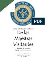 Libreta de Las Maestras Visitantes POR GLADYS de ARANEDA(4)