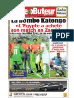 LE BUTEUR PDF du 26/11/2009