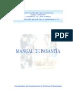 Manual de Pasantía