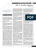 Acuerdos Conjuntos Niif 11 (Parte i) Ejemplo