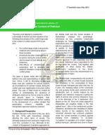 Policy Brief by Fauzia Nasreen (Final)