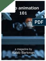 Lego Animation 101