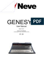 Genesys User Manual Iss1 12 1