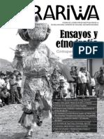 Revista ARARIWA Año 8 Numero 13 Diciembre 2013 Dirección de Investigacion ENSFJMA