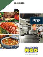 2. NGO Gastronomia Productos 2012