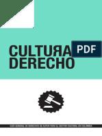 2014 Ministerio de Cultura de Colombia Cultura Al Derecho