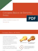 Conceptos Basicos de Elementos Finitos