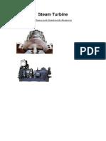 Steam Turbine -- Q & A 1