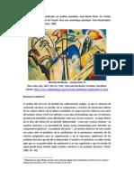 Composición IV de Kandinsky - Resumen Académico