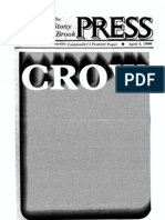 The Stony Brook Press - Volume 7, Issue 9