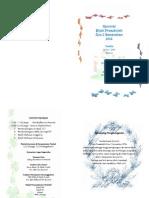 Buku Program 2014 Bijak Pra