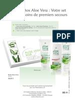 Aloe Vera - Brochure