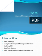 Pass 99 integración