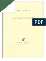 1928 La Casa de Carton - Martin Adan