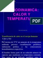Termodinamica-calor y Temperatura