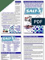 SaltX Brochure 201403