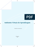 Ambientes Virtuais de Aprendizagem
