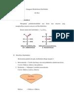 Gangguan Metabolisme Karbohidrat