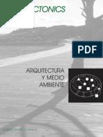 Arquitectura y Medio Ambiente Spa