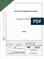 3115-BWK-PRQ-021.5 Lube Oil Cleaning Procedure - B1
