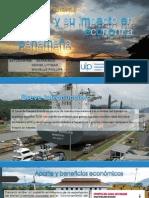 Canal y Su Impacto en La Economía Panameña
