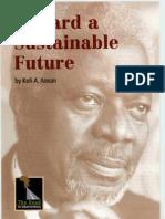 Toward a sustainable future