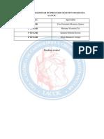 Resultado Preliminar Processo Seletivo LACCIC 001.2014
