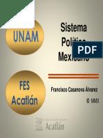 052 - Estructura Del Gobierno Mexicano