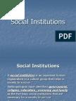 4 Institutions