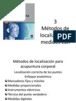 Métodos de Localización y Medidas Cun