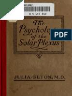 Julia Seton - The Psychology of the Solar Plexus and Subconscious Mind