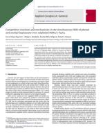 HDO of Phenol Over Sulphid NiMo_Al2O3_ Mechanism