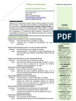 CV. Ricardopeñafuentes