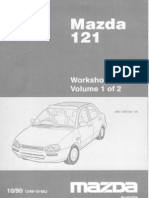 Mazda B3 engine service manual