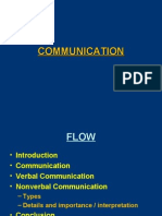 INTERPERSONAL COMMUNICATION - REVISED