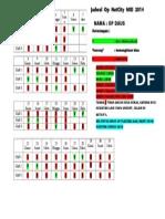 Form Jadwal Mei - Daus Fix