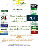 26th June,2014 Daily Global Rice E-Newsletter by Riceplus Magazine