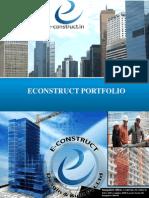 Econ Consultancy Portfolio