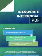 Transporte Intermodal