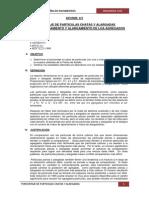 Informe 2 Chatas y Alargadas