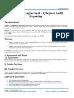 Development Contract_Qdegrees Audit Reporting v 1.1