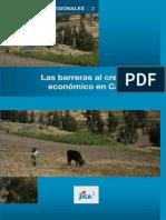 Crecimiento Economico Cajamarca Parte 1