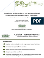Cellular Thermodynamics - Emerson