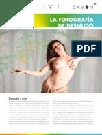 Sesion 19 La Fotografia de Desnudo
