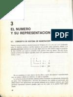 Capitulo 3 - El Numero y Su Representacion