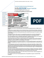 Government Frames Comprehensive Guidelines for Homes, Hostels - The Hindu